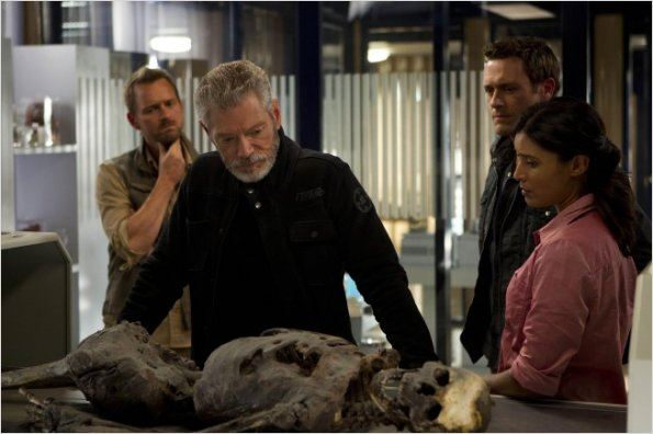 Photo Jason O'Mara, Rod Hallett, Shelley Conn, Stephen Lang