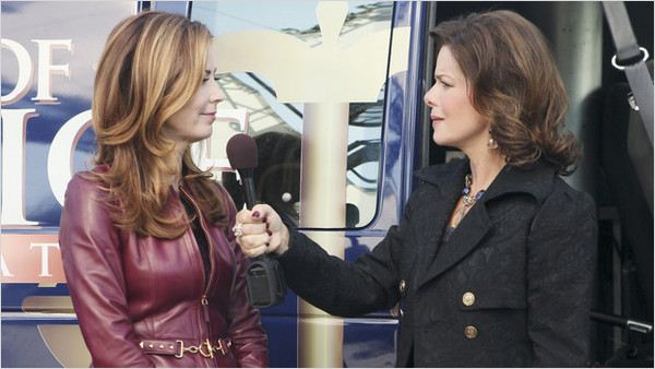 Body Of Proof : photo Dana Delany, Marcia Gay Harden