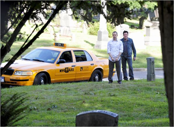 Blue Bloods : photo Donnie Wahlberg, Michael Madsen