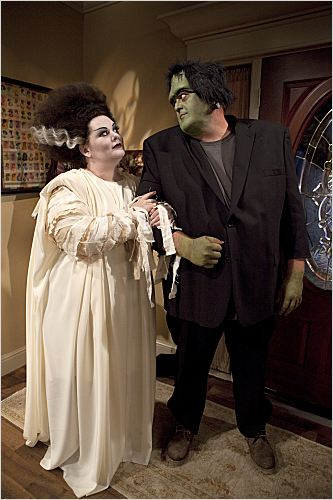 Photo Billy Gardell, Melissa McCarthy