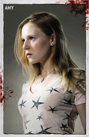 The Walking Dead : photo Emma Bell