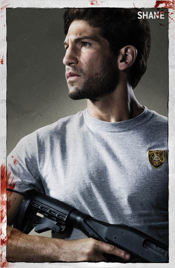 The Walking Dead : Photo Jon Bernthal