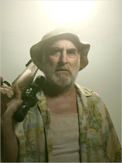 The Walking Dead : photo Jeffrey DeMunn