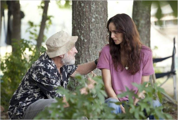 The Walking Dead : photo Jeffrey DeMunn, Sarah Wayne Callies