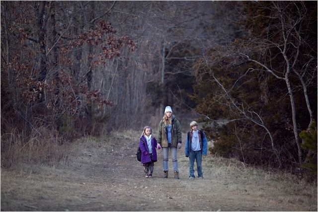 Winter's Bone : photo Ashlee Thompson, Debra Granik, Isaiah Stone, Jennifer Lawrence