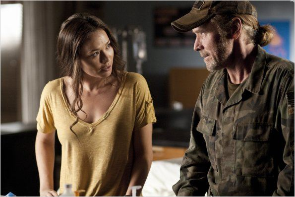 Photo Moon Bloodgood, Will Patton