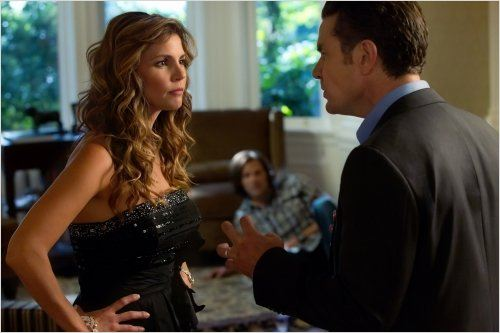 Supernatural : photo Charisma Carpenter, James Marsters
