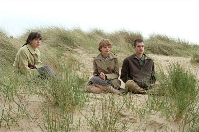 Never Let Me Go : photo Andrew Garfield, Carey Mulligan, Keira Knightley, Mark Romanek