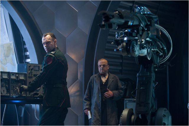 Captain America : First Avenger : Photo Hugo Weaving, Joe Johnston, Toby Jones