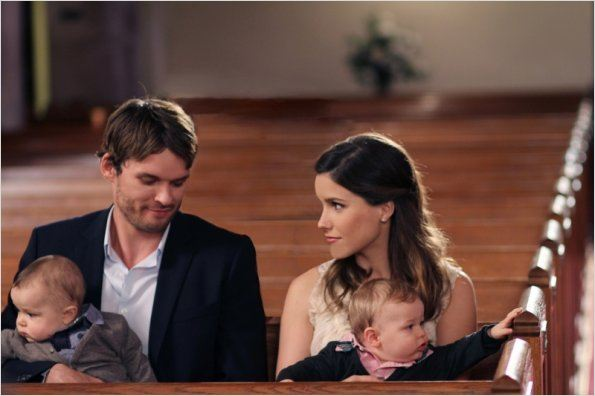 Photo Austin Nichols, Sophia Bush