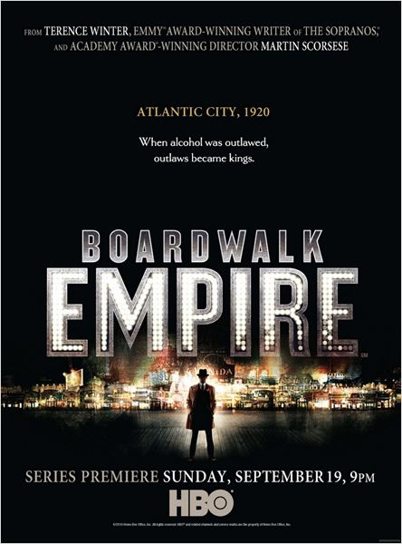 Boardwalk Empire : Photo