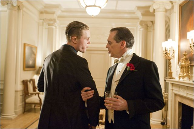 Boardwalk Empire : Photo Michael Pitt, Steve Buscemi