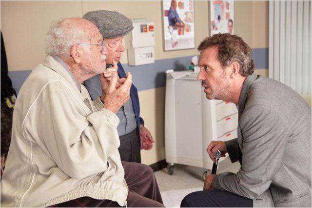 Dr House : Photo Hugh Laurie