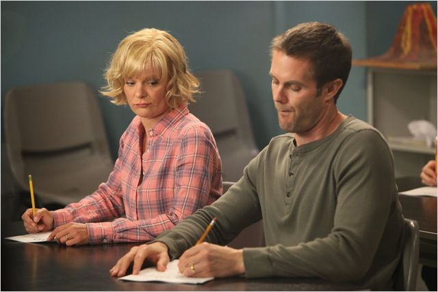 Photo Garret Dillahunt, Martha Plimpton