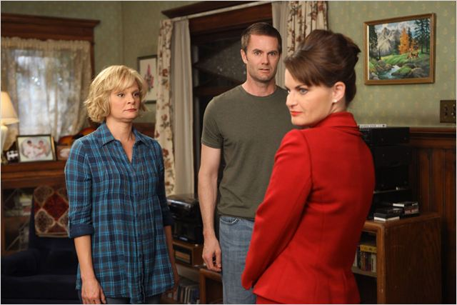 Photo Garret Dillahunt, Martha Plimpton, Mary Birdsong