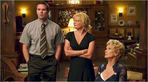 Raising Hope : photo Cloris Leachman, Garret Dillahunt, Martha Plimpton