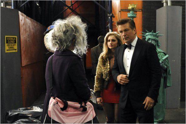 Photo Alec Baldwin, Sarah Schenkkan, Tina Fey