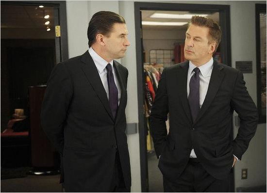 30 Rock : photo Alec Baldwin, William Baldwin