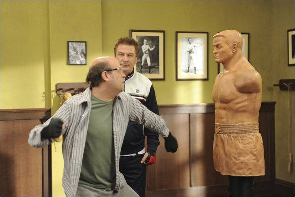 30 Rock : photo Alec Baldwin, Scott Adsit