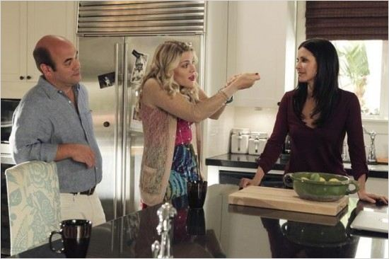 Cougar Town : photo Busy Philipps, Courteney Cox, Ian Gomez
