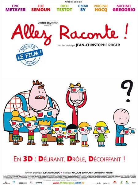 [MULTI] Allez raconte ! [DVDRiP FRENCH]