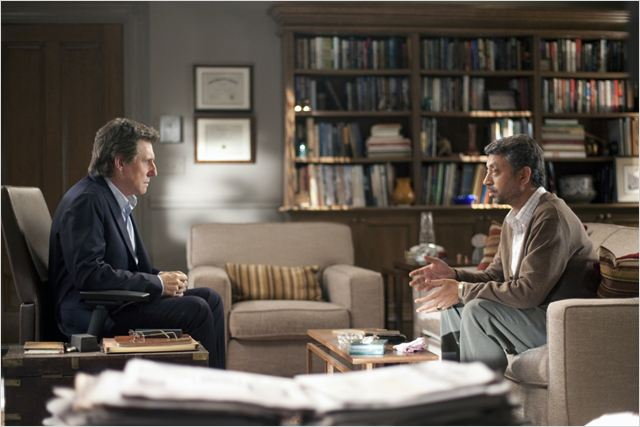 En analyse (US) : photo Gabriel Byrne, Irrfan Khan
