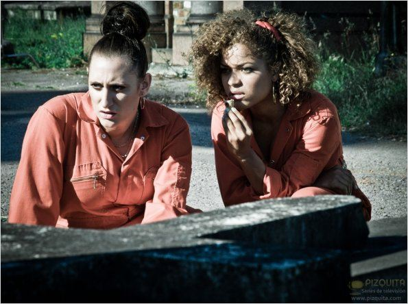 Photo Antonia Thomas, Lauren Socha