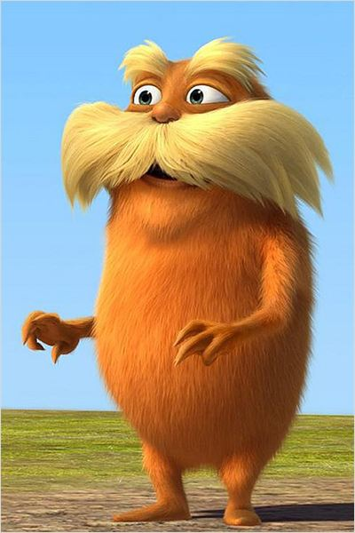 Le Lorax : Photo Chris Renaud, Cinco Paul, Ken Daurio