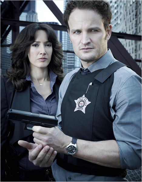 Chicago Code : photo Jason Clarke, Jennifer Beals