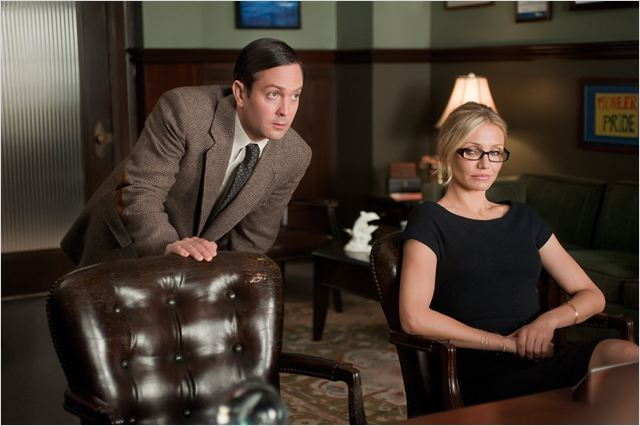 Bad Teacher : photo Cameron Diaz, Jake Kasdan, Tom Lennon