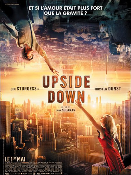 Upside Down : Affiche Jim Sturgess, Kirsten Dunst