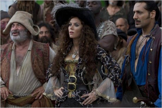 Neverland : photo Anna Friel, Bob Hoskins, Cas Anvar