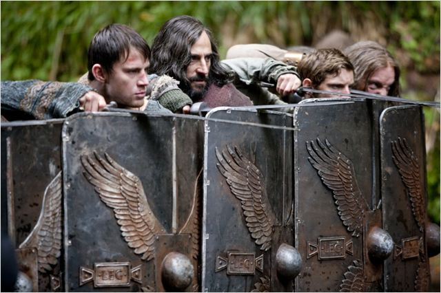 L'Aigle de la Neuvième Légion : Photo Channing Tatum, Jamie Bell, Mark Strong
