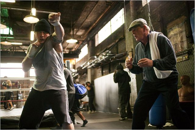 Warrior : photo Gavin O'Connor, Nick Nolte, Tom Hardy