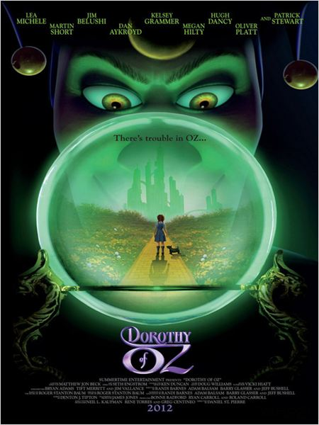 Legends of Oz: Dorothy's Return [BRRiP] [MULTI]