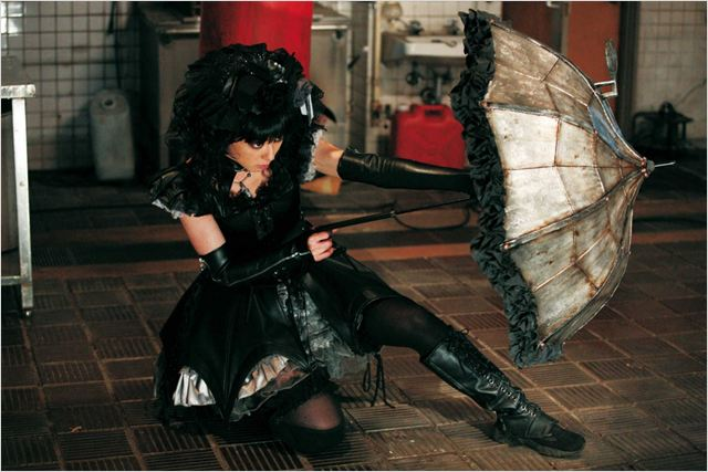 Gothic &amp; Lolita Psycho : photo