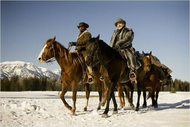 Django Unchained : Photo Christoph Waltz, Jamie Foxx