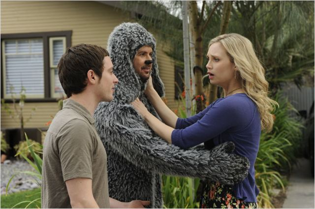 Photo Elijah Wood, Fiona Gubelmann, Jason Gann