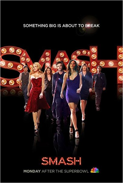 Smash (2012) : Photo Anjelica Huston, Christian Borle, Debra Messing, Jack Davenport, Jaime Cepero