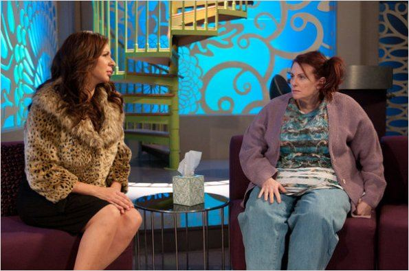 Photo Maya Rudolph, Megan Mullally