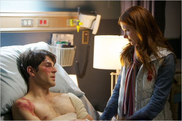 Grimm : photo Bitsie Tulloch, David Giuntoli