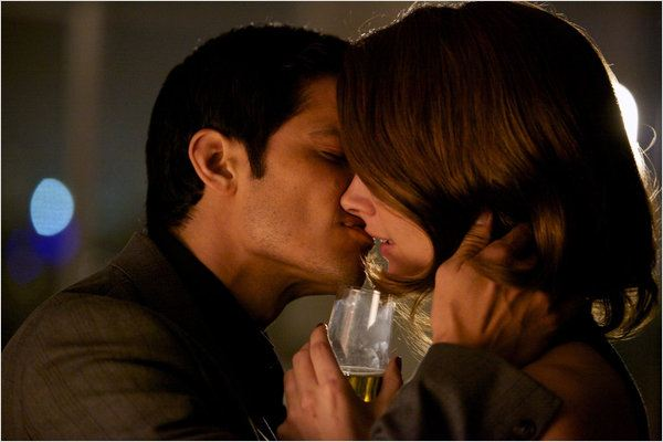 Grimm : photo Amy Acker, David Giuntoli