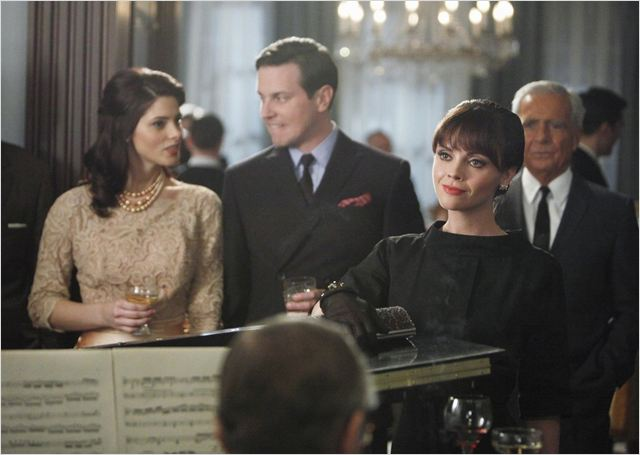Pan Am : photo Ashley Greene, Christina Ricci, Michael Mosley