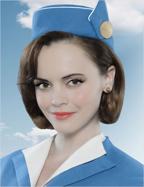 Pan Am : photo Christina Ricci