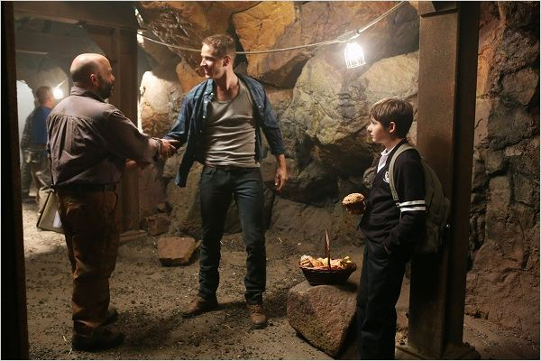 Photo Jared Gilmore, Josh Dallas, Lee Arenberg