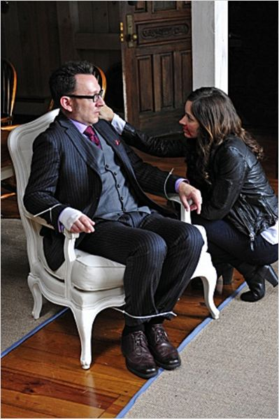 Person of Interest : photo Amy Acker, Michael Emerson