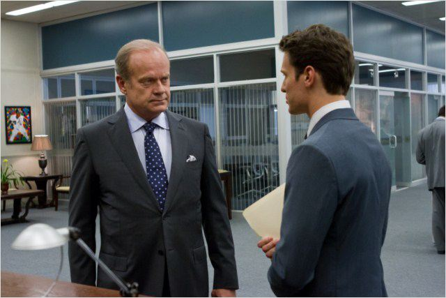 Boss : photo Jonathan Groff, Kelsey Grammer