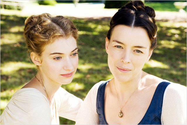 Le Choix de Jane (TV) : Photo Imogen Poots, Olivia Williams