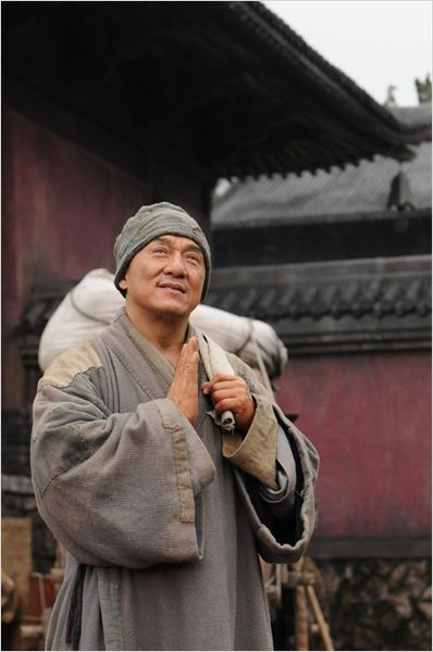 Shaolin : photo Jackie Chan