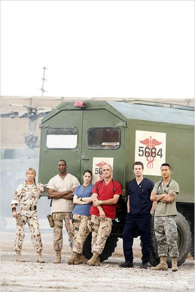Photo Arnold Pinnock, Deborah Kara Unger, Elias Koteas, Luke Mably, Michelle Borth